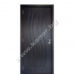 Врата - плътна модел К096