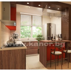 мебели | Кухня Ламина 1