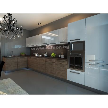 мебели | Кухня Ламина-Пастел 2