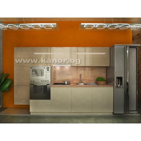 мебели | Кухня Пастел Гланц 2