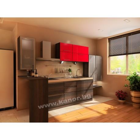 мебели | Кухня Ламина-Пастел 3