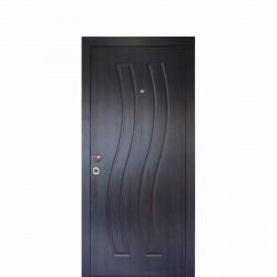 Външна врата модел ВК096 венге