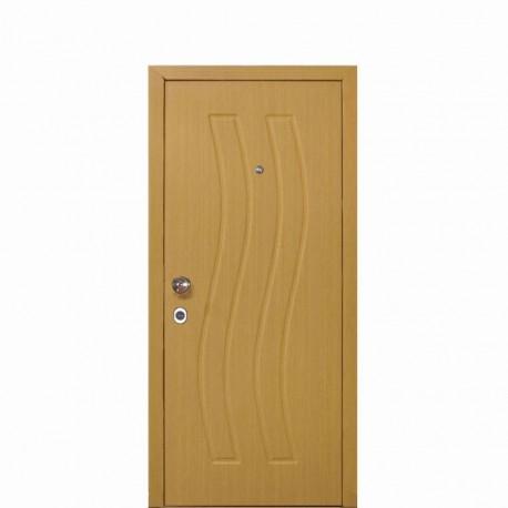 мебели | Външна врата модел ВК096н1 натурален дъб