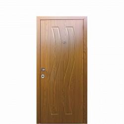 Външна врата модел ВК096з1 златен дъб