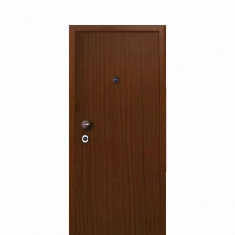 мебели | Външна врата модел ВК094т1 тик