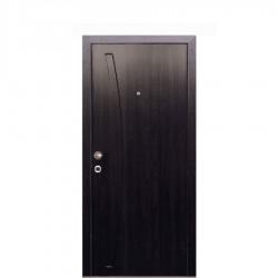 Външна врата модел ВС02в1 венге
