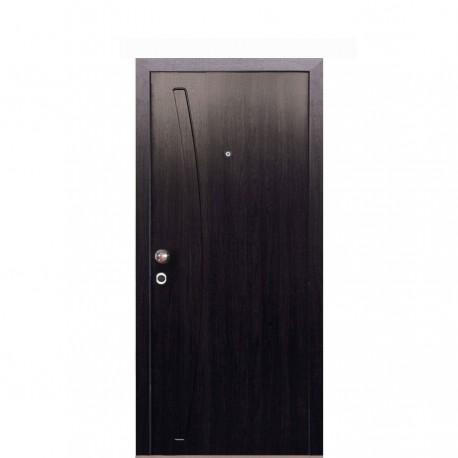 мебели | Външна врата модел ВС02в1 венге