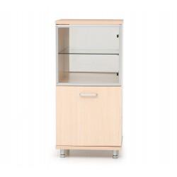 Холен шкаф - витрина - Р0020к