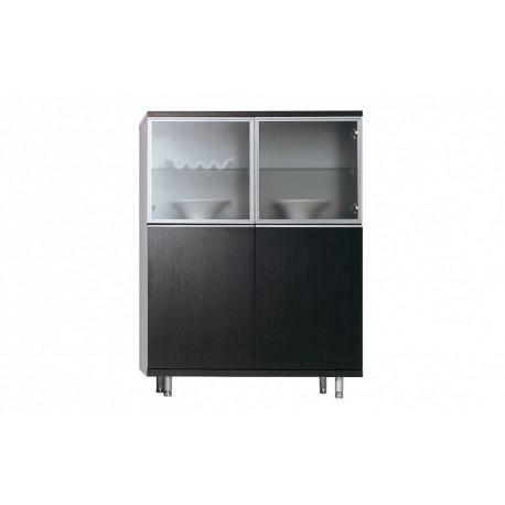 мебели | Трапезарен шкаф с две вратички, модел Р0369-40в