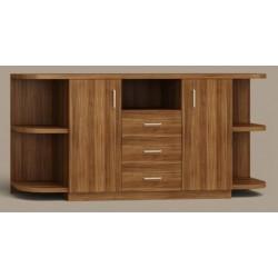 Трапезарен шкаф с три вратички, модел ТХ0021-1.8о