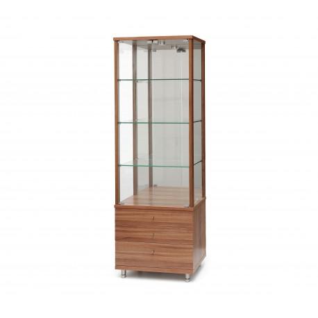мебели | Шкаф, витрина, модел Р577-26о