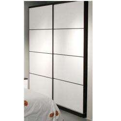 мебели | Гардероб с плъзгащи врати с плавно затваряне, модел Р921-180в