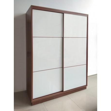 мебели | Гардероб с плавно затварящи се плъзгащи врати, модел Р921ТВ-180о