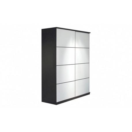 мебели | Гардероб с плавно затварящи се плъзгащи врати, модел Р921ТВ-1.5