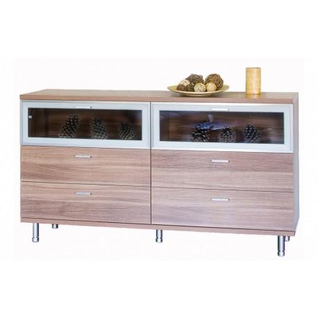 мебели | Трапезарен каф с вратички, модел Р0060о