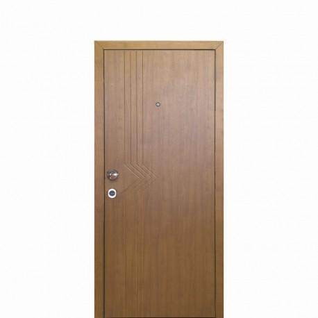 мебели | Външна врата модел ВК094 орех