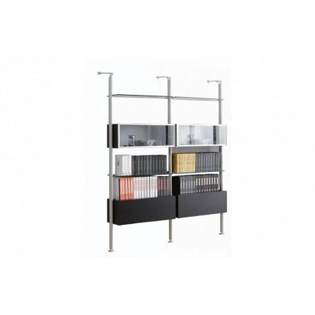 мебели | Шкаф за стена, библиотека, модел Д767-2в