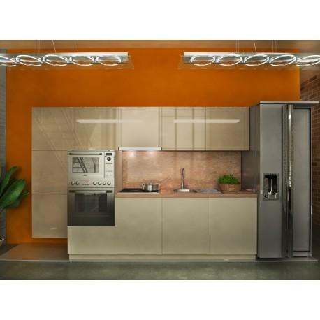 мебели | Кухня Пастел крема гланц