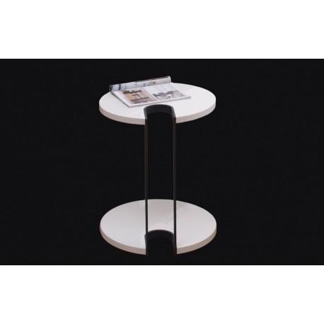 мебели | Помощна маса бял гланц модел Д122Б